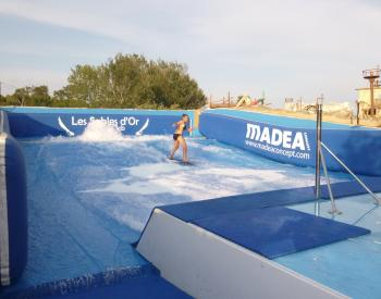 Cap Surf au Village Club des Sables d'Or